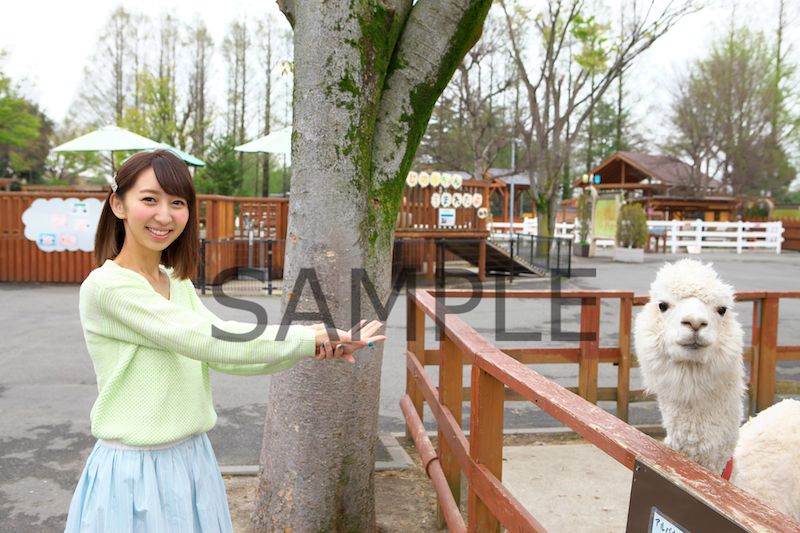 【特典写真付き】りっぴーデザイン キャラクターTシャツ(白)