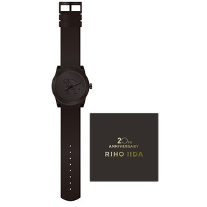 Riho Iida 20th Anniversary watch(20th記念グッズ)