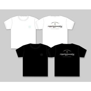 ツアーTシャツ -rippihylosophy-